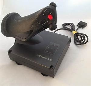 Saitek X35t Throttle Controller Joystick Ibm Pc  U2013 Plugin