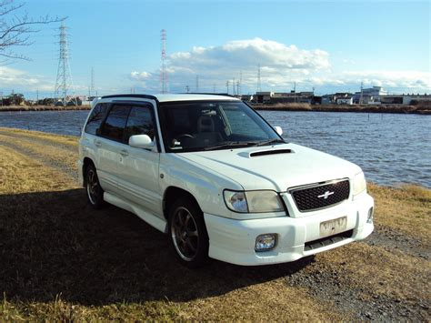 Subaru Forester Turbo For Sale by Subaru Forester S Turbo Sti2 4wd 2001 Used For Sale
