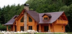 drevodom rajec fotografie zrubov youtube With maison en rondin prix 2 maisons en rondins