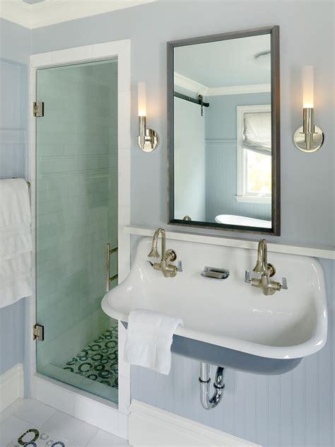 Kohler Sink Bathroom by Kohler Brocker Sink Transitional Bathroom
