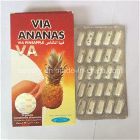 china via ananas slimming capsules diet pills china via