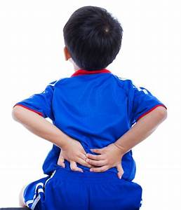 Don't Ignore a Child Complaining of Back Pain