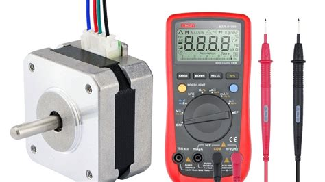 Easy Identify Leads Wire Stepper Motor With