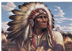indian chief native na...