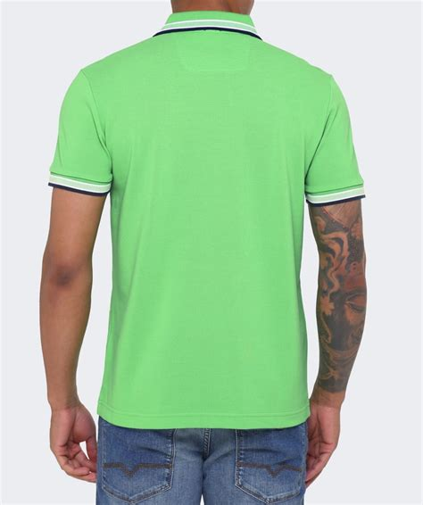 hugo green modern fit paddy polo shirt jules b