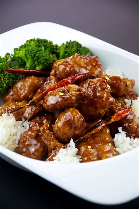 General Tso's Chicken Wiktionary