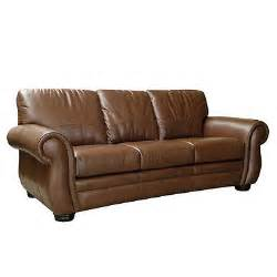 Berkline Sofas Sams Club by Florence Leather Sofa Amp Recliner Chestnut Sam S Club