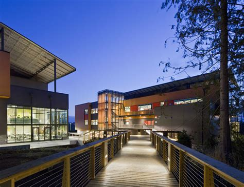 Marysville Getchell High School  Dlr Group Archdaily