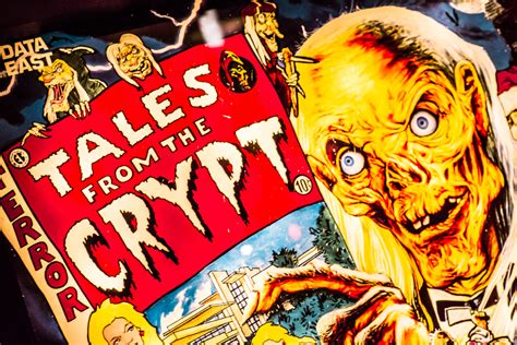 Tales From The Crypt Resurrected At Tnt With M Night Shyamalan  Fox Force Five News
