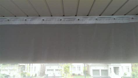 outdoor mosquito curtains outdoor curtains mosquito drapes porch screens contemporary porch toronto by rescom designs