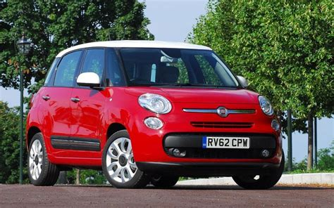 Fiat Car : Fiat 500l Review