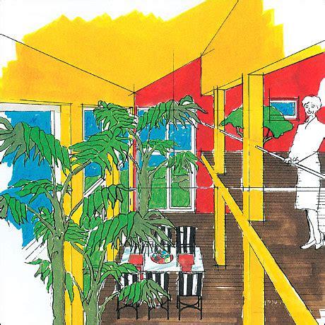 Leben Im Passivhaus by Lichtdurchfluteter Wintergarten In Die Gesamtarchitektur