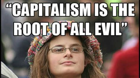College Liberal Meme - college liberal image gallery know your meme