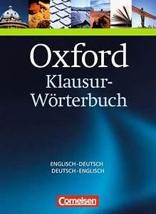 Oxford Klausur-w U00f6rterbuch    B1-c1