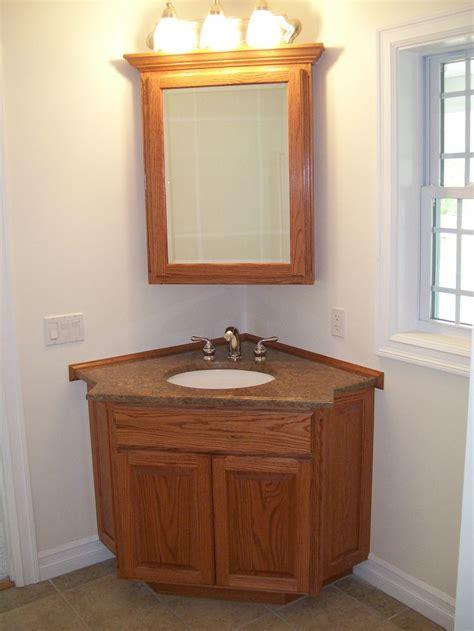 Corner Sink Bathroom Vanity by Rustic Simple Wooden Vanities For Bathroom With Single