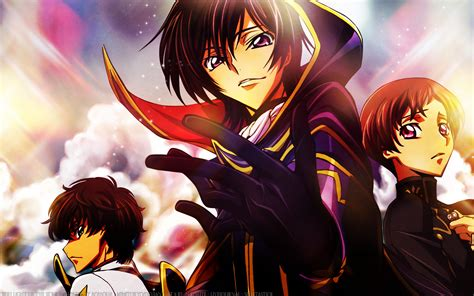 Code Geass Anime Wallpapers - anime code geass wallpaper 1920x1200 wallpoper