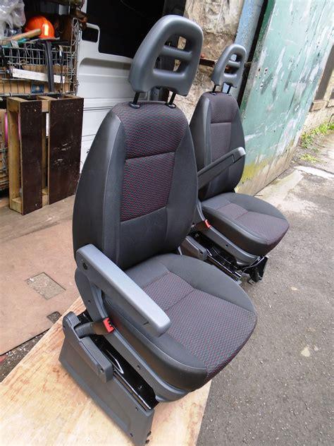 sold  fiat ducato  single passenger seat