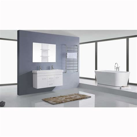 unpainted kitchen cabinets bath vanities opal complete wall mounted bath 3067