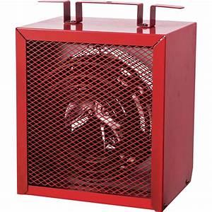 Profusion Heat Industrial Fan