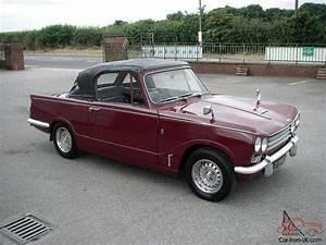 Triumph Vitesse : 1969 triumph vitesse mk2 convertible ~ Gottalentnigeria.com Avis de Voitures