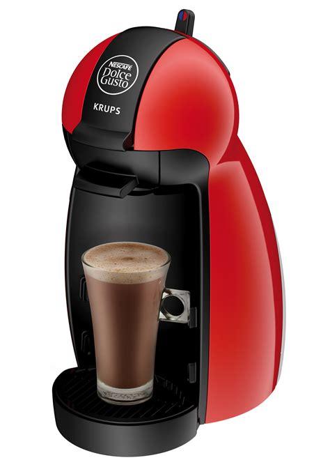 dolce gusto coffee machine dolce gusto pod piccolo krups kp100640 nescafe beverage maker ebay