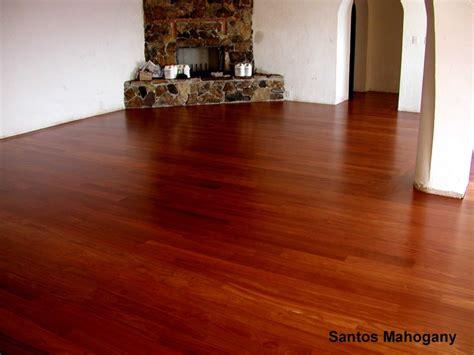 Santos Mahogany Solid Hardwood Flooring by Santos Mahogany Floors Are Timeless A Blue House Ideas