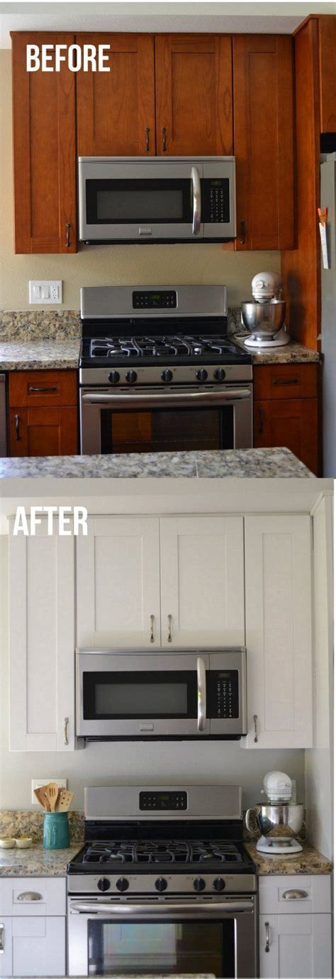 """Sherwin Williams """"Snowbound"""" on cabinets and """" Light"""