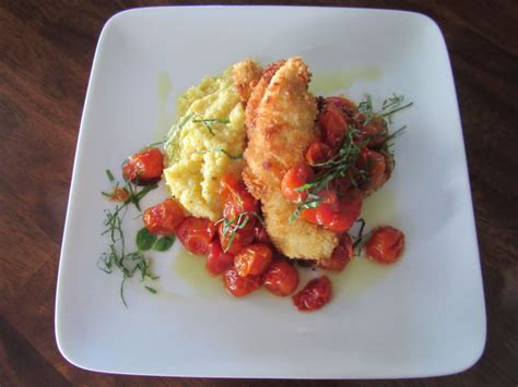 Chicken Parmesan With Fresh