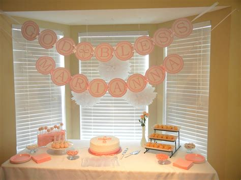 Baptism Decoration Ideas by Baby Baptism Decorations Best Baby Decoration