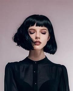 Cheveux Carré Court : coupe de cheveux pour visage rond les astuces ~ Melissatoandfro.com Idées de Décoration