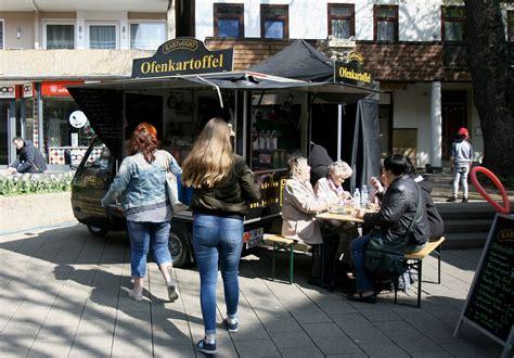 Pyrmont Landpartie 2018 by Fr 252 Hlings Und Ostermarkt Kartoffel To Go Ofenkartoffel