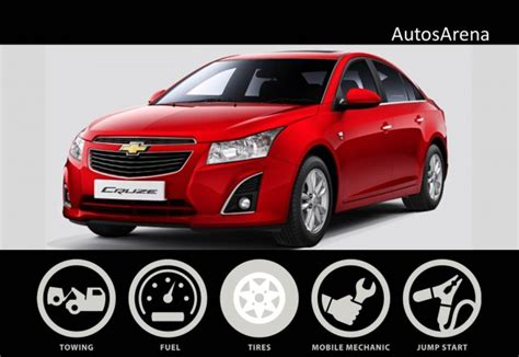 Chevrolet India Introduces 24x7 Free Roadside Assistance
