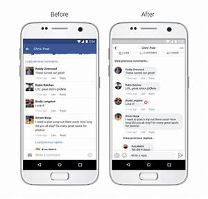 Facebook Mobile Ansicht : neues design f r facebook app das ndert sich facebook web ~ A.2002-acura-tl-radio.info Haus und Dekorationen