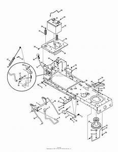 Mtd 13al78xt099  247 203744   T1600   2015  Parts Diagram
