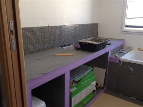 salle de bain in progress i basse indre