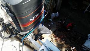Mariner 115 Power Trim Issues