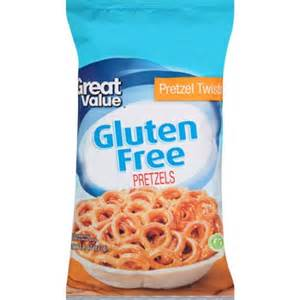 Great Value Gluten Free Pretzel Twists, 8 oz