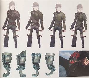 how to train your dragon concept art hiccup - Google ...