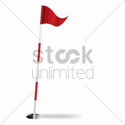 Flag Golf Stockunlimited Graphic