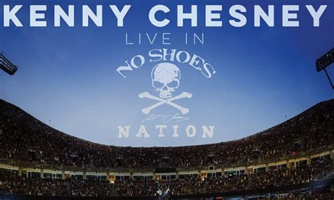 kenny chesney blue chair live media confidential kenny chesney s live in no shoes