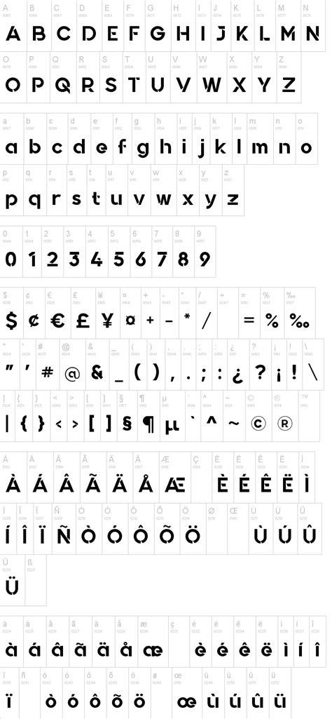 quantify font dafontcom