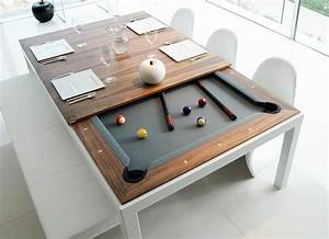 Combination Game Table And Dining Autos Post
