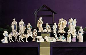 Lenox First Blessing Nativity Shepherd Boy with Lamb