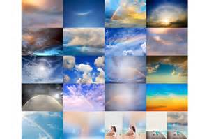 Rainbow Photoshop Elements Overlays