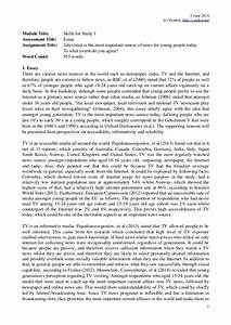 Health Essay Sample Essay On The Television Craze Video Essay On Health Promotion also How To Write An Essay Thesis Essay On The Television Home Work At Home Essay On Television For  The Benefits Of Learning English Essay