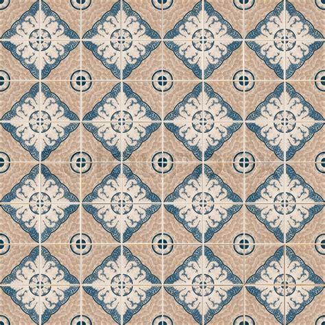 kitchen tile design patterns seamless tile pattern of ancient ceramic tiles stock 6251