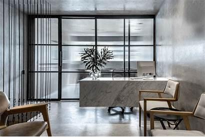 Office Universe Elements Were Sainz Arquitetura Interior