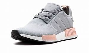 Adidas NMD Runner R1 W BY3058 Clear Light Onix Vapor Rosa