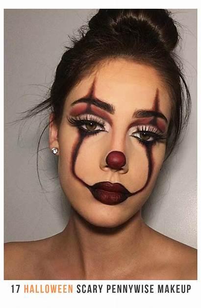 Makeup Halloween Clown