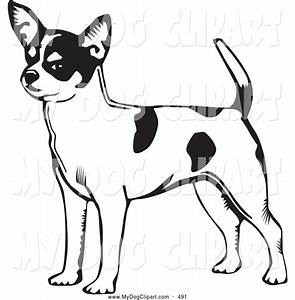 Puppy And Kitten Clipart Black And White | Clipart Panda ...